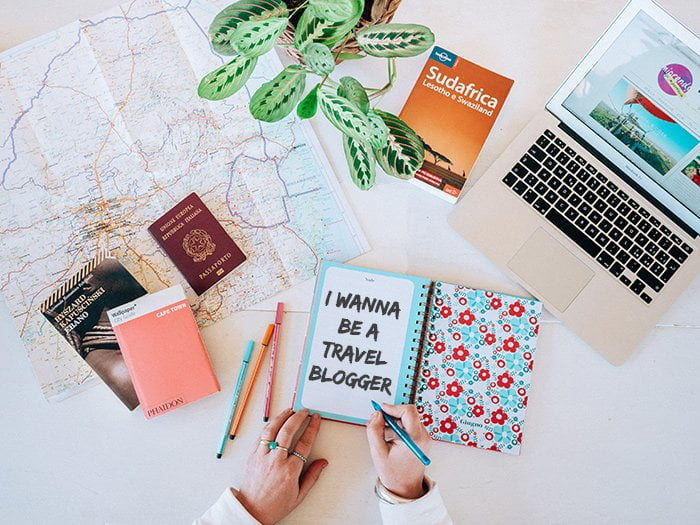 i wanna be a travel blogger